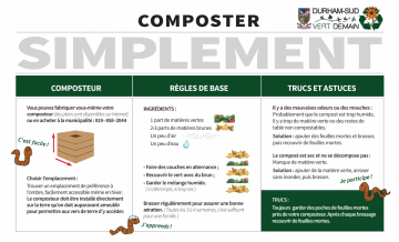 Composter simplement